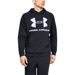 Bluza męska ua rival fleece sportstyle logo hoodie