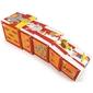 Cyrk piramida z pudełek