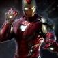 Avengers: endgame i am iron man - plakat