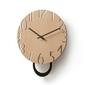Drewniany zegar crespo śr.30 cm