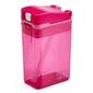 Bidon ze słomką 240 ml, pink, drink in the box