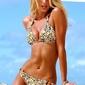Bikini strój kąpielowy cętki - push up