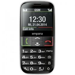 Emporia Telefon EUPHORIA V50 CZARNY