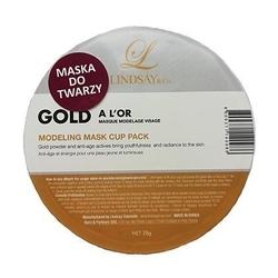 Linsday gold, zwierająca złoto koloidalne maska rozświetlająca 28g