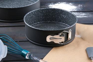 Tortownica  forma do pieczenia tortu z powłoką nieprzywierającą altom design 24 cm