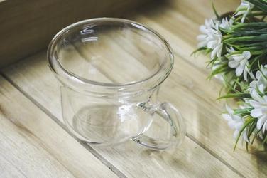 Filiżanka szklana 125 ml