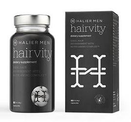 Hairvity men x 60 kapsułek