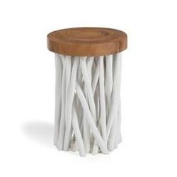 Drewniany stolik druf