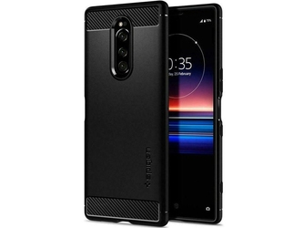Etui spigen rugged armor do sony xperia 1 matte black
