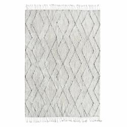 HK Living :: Dywan Berber z bawełny i frędzlami 140x200