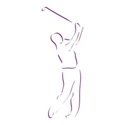 szablon malarski golfista sp a10