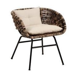 Krzesło linetra czarne