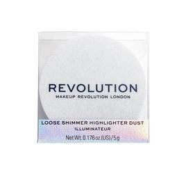 Makeup revolution rozświetlacz sypki precious stone iced diamond