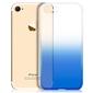 Etui alogy ombre case apple iphone 7  8 niebieskie + szkło - niebieski