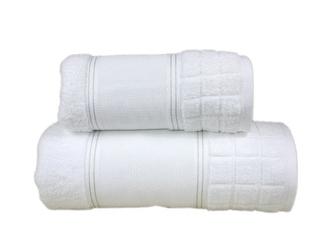 Ręcznik special greno biały 70 x 140