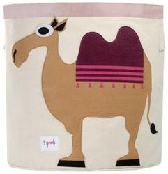 Kosz na zabawki - wielbłąd