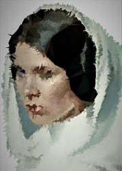 POLYamory - Leia Organa, Gwiezdne Wojny Star Wars - plakat Wymiar do wyboru: 50x70 cm