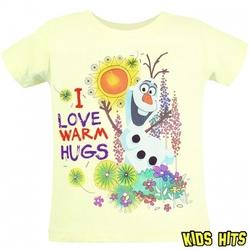 Koszulka frozen warm hugs 1,5- 2 lata
