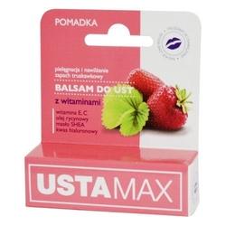 Ustamax balsam do ust z witaminami 4,9g