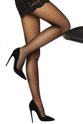 Rajstopy orit 8 den black livia corsetti