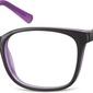 Fioletowe oprawki optyczne korekcyjne sunoptic cp151e