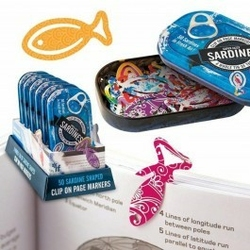 Zakładki do książek ryby