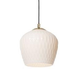 Kaspa :: lampa wisząca venus 1 czarno-biała