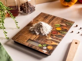 Elektroniczna waga kuchenna altom design 20 x 15 cm, dekoracja kuchnia