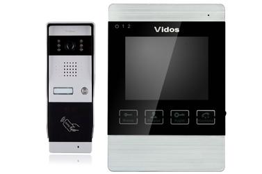 Wideodomofon VIDOS M904S50A - Szybka dostawa lub możliwość odbioru w 39 miastach