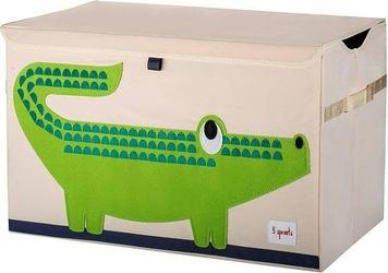 Pudełko zamykane 3 sprouts krokodyl