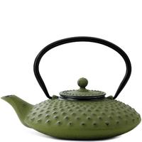 Dzbanek żeliwny z filtrem do herbaty xilin 0,9 litra bredemeijer g001gr