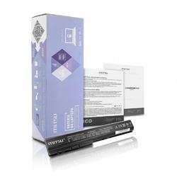 Mitsu Bateria do HP dv7, hdx18 6600 mAh 95 Wh 14.4 - 14.8 Volt