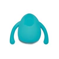 Sexshop - innowacyjny stymulator łechtaczki - dame products eva hands-free vibrator  zielony - online