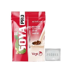 Activlab activlab soya pro 750g - chocolate czekolada + próbka