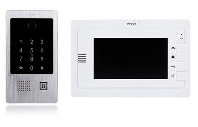 Wideodomofon VIDOS M323W  S20DA - Szybka dostawa lub możliwość odbioru w 39 miastach