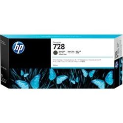 Hp 728 300-ml matte black designjet ink cartridge