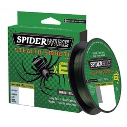 Plecionka spiderwire stealth smooth 8 0,06mm300m, moss green