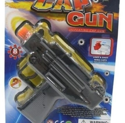 Pistolet na spłonkę super cap gun