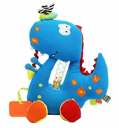Zabawka sensoryczna, Dinozaur, Dolce