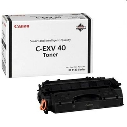 Toner oryginalny canon c-exv 40 3480b006aa czarny - darmowa dostawa w 24h