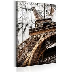 Obraz - pozdrowienia z paryża