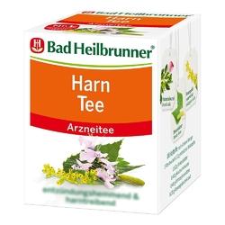 Bad heilbrunner herbata o właściwościach moczopędnych