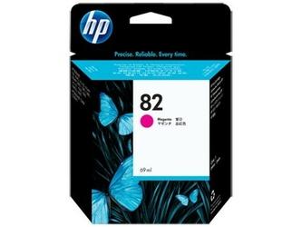 HP Inc. Tusz nr 82 Purpurowy Magenta C4912A