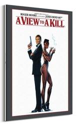 James bond licencja na zabijanie - obraz na płótnie