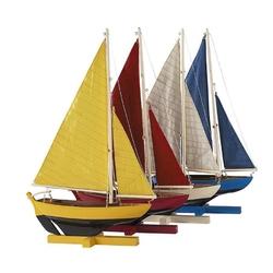 Authentic models zestaw 4 modeli statków sunset sailors as170