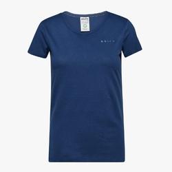 Koszulka damska diadora l.ss t-shirt chromia - niebieski