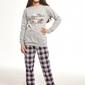 Piżama dziewczęca cornette kids girl 594117 koala dłr 86-128