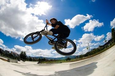 Fototapeta rower 106a