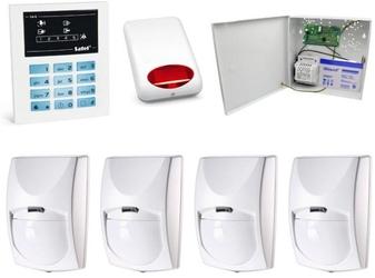 Alarm satel ca-5 led, 4xbingo, syg. zew. spl-5010r - możliwość montażu - zadzwoń: 34 333 57 04 - 37 sklepów w całej polsce