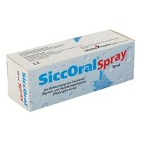 Siccoral spray aerozol